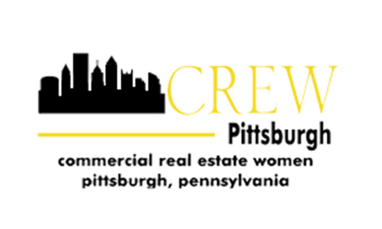Commercial Real Estate Women Logo