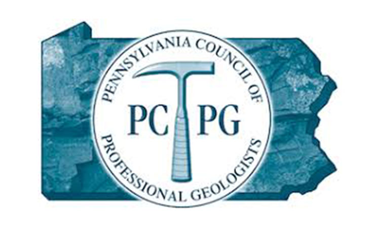 Pennsylvania Council of Professional Geologists logo