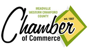Meadville Western Crawford County Chamber of Commerce logo