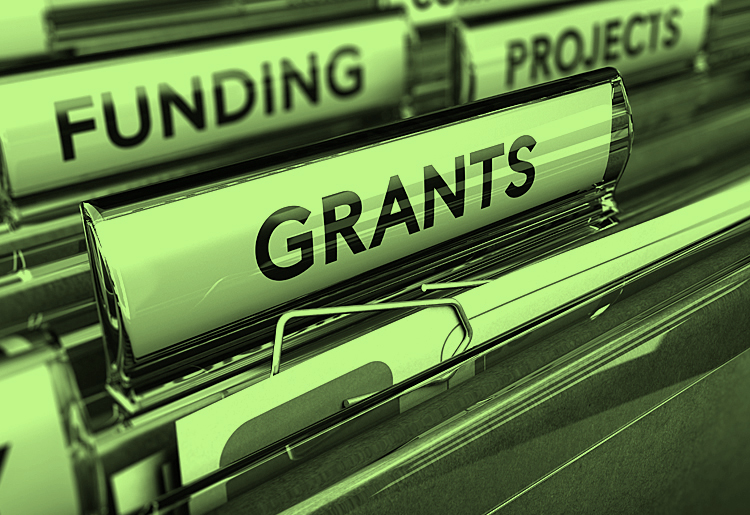 Moody green grant writing assistance environmental block funding and projects files